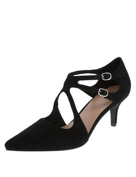Women's Kwency Pointed Toe Pump by Learn About The Brand Fioni