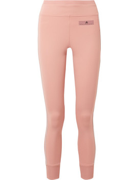 Comfort Climalite Stretch Leggings by Adidas By Stella Mc Cartney