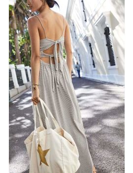 Bow Back Maxi Dress by Next