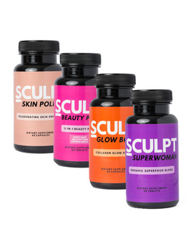 Beauty Supplement Kit 60pieces by Sculpt