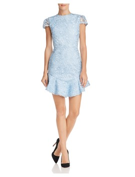 Rapunzel Lace Dress  by Alice And Olivia