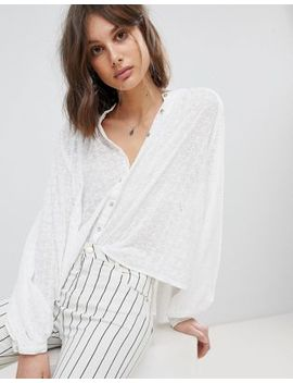 Free People – Down From The Clouds – Oberteil by Free People