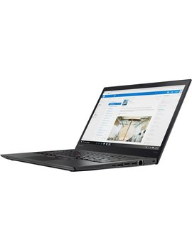 """Lenovo Think Pad T470s Laptop Computer 14"""" Fhd Screen, Intel Dual Core I7 6600 U, 12 Gb Ram, 512 Gb Ssd M.2 Pc Ie Nv Me, W10 P, 3 Yr Wty by Oemgenuine"""