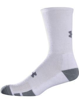Under Armour Resistor Crew Socks 6 Pack by Under Armour