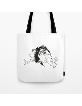 Tote Bag by Supergirls