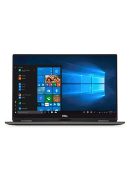 """Dell Xps 13 9365 13.3"""" 2 In 1 Laptop Fhd Touchscreen 7th Gen Intel Core I7 7 Y75, 8 Gb Ram, 256 Gb Ssd, Windows 10 Home by Dell"""