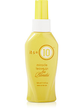Miracle Leave In For Blondes by It's A 10