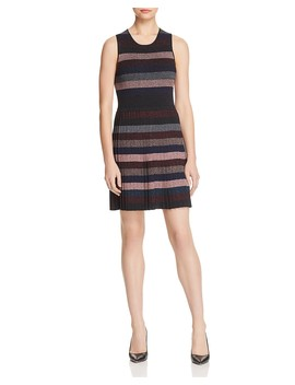 Josie Striped Knit Dress by Parker