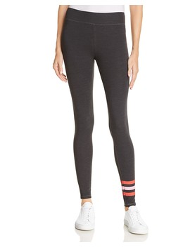 Stripe Detail Leggings   100 Percents Exclusive by Sundry