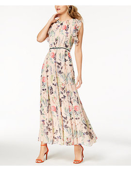 Floral Print Maxi Dress by Tommy Hilfiger