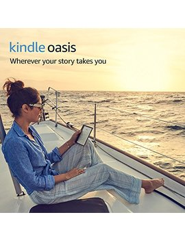 """Kindle Oasis E Reader   7"""" High Resolution Display (300 Ppi), Waterproof, 8 Gb, Wi Fi (International Version) by Amazon"""