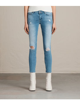Mast Ankle Destroy Jeans by Allsaints