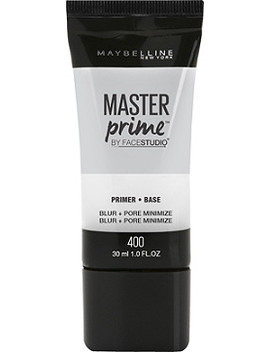Face Studio Master Prime Blur + Pore Minimize Primer by Maybelline