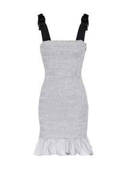 Luella Cotton Minidress by Rebecca Vallance