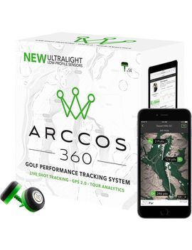 Arccos 360 Golf Performance Tracking System by Arccos