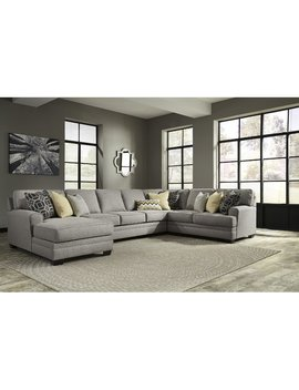 Benchcraft Cresson Sectional & Reviews by Benchcraft