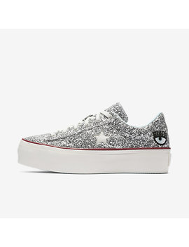 Converse X Chiara Ferragni One Star Platform Low Top by Nike
