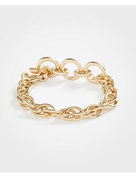 Chain Bracelet by Ann Taylor