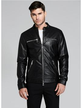 Baracuta Active Zip Front Jacket by Guess