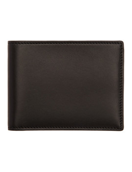Black Standard Wallet by Common Projects