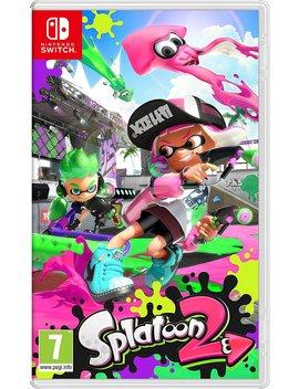 Splatoon 2 (Nintendo Switch) by Amazon