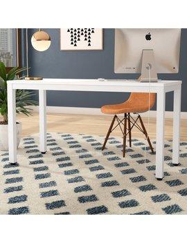 Ebern Designs Bedoya Desk & Reviews by Ebern Designs