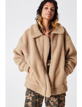 Teddington Coat by Cotton On