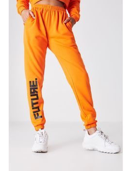 Core Printed Trackpant by Cotton On