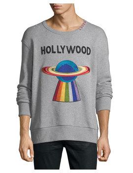 Hollywood Ufo Sweatshirt by Gucci