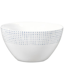 Blue Hammock All Purpose Bowl, Created For Macy's by Noritake