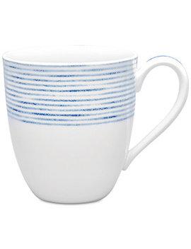 Blue Hammock Mug, Created For Macy's by Noritake