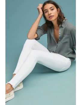 Current/Elliot The Stiletto Mid Rise Skinny Jeans by Current/Elliott