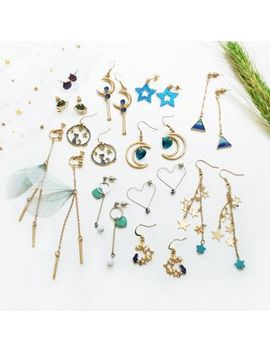 Drop Earring (Various Designs) by Siatra