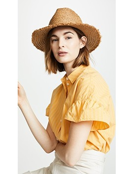Raw Edge Fedora by Madewell