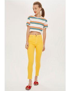 Petite Mango Jamie Jeans by Topshop
