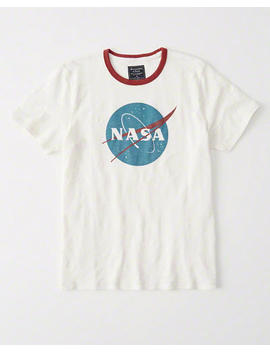 Nasa Graphic Tee by Abercrombie & Fitch