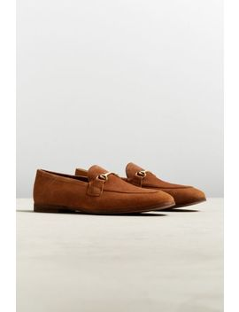 Uo Suede Loafer by Urban Outfitters