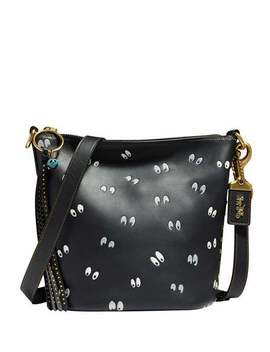 Disney X Coach Spooky Eyes Bucket Bag by Coach 1941