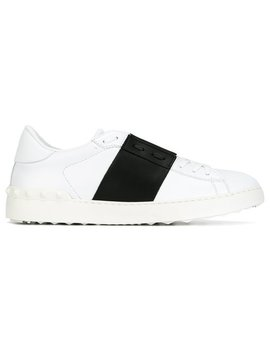 Open Low Top Sneakershome Men Shoes Trainers by Valentino