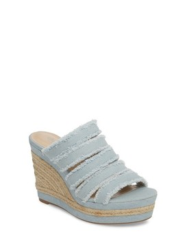 Loyal Wedge Sandal by Charles By Charles David