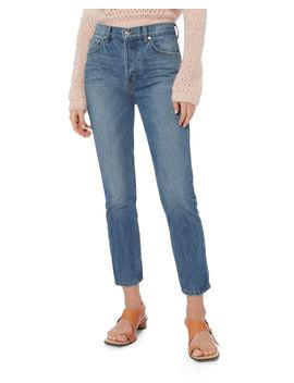 Lou Straight Jeans by Derek Lam 10 Crosby