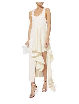 Naya Ruffle Dress by Solace London