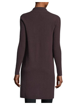 Classic Cashmere Duster Cardigan by Neiman Marcus