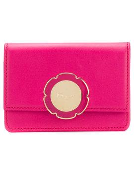Flower Key Holder Wallethome Women Accessories Wallets & Purses by Salvatore Ferragamo