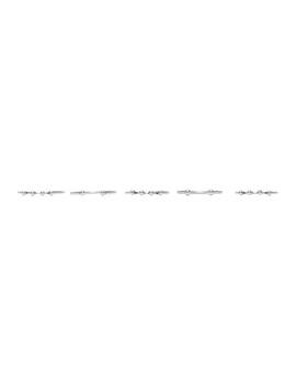 Silver Nirvana Ring Set by Isabel Marant
