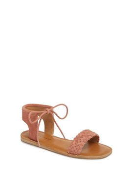 Adannta Ankle Tie Sandal by Lucky Brand