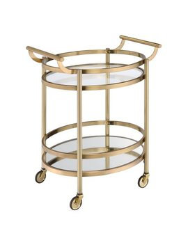 Acme Lakelyn Serving Cart, Multiple Colors by Acme Furniture