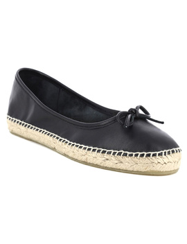 S.O.N.A.L.I. Ballerina Leather Espadrille by S.O.N.A.L.I
