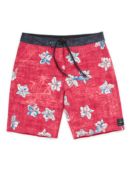 "Hawaii Floral 20"" Boardshort by Vans"