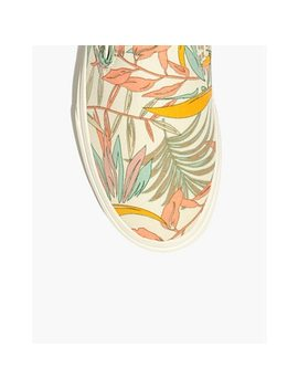 Vans® Unisex Classic Slip On Sneakers In Cali Floral by Madewell